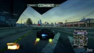 Burnout Paradise PlayStation 3 Gameplay - GT Nighthawk