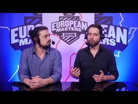 European Masters Main Event - OG vs ESG - Day 4