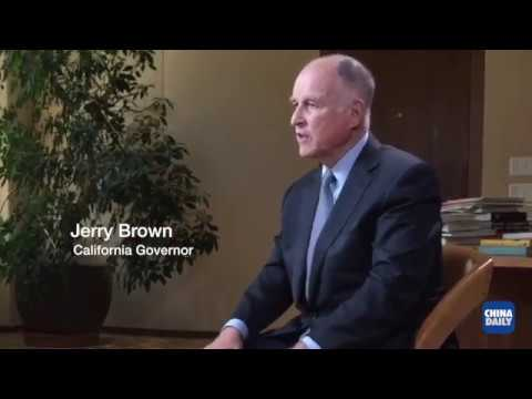 Jerry Brown seeks closer ties with China