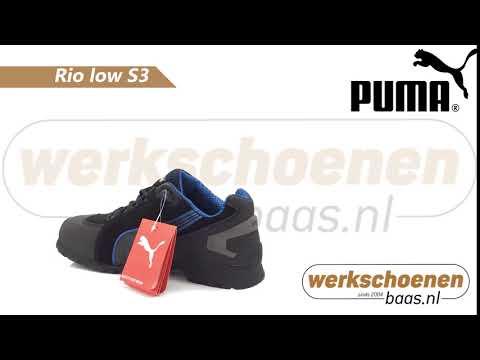 Agri Sport Werkschoenen.Puma Rio Low S3 Youtube