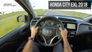 Honda City 2018 - POV