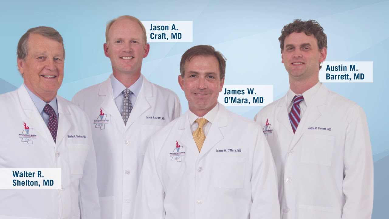 Hip and Knee Specialists - MSMOC - YouTube