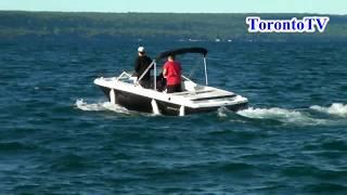TorontoTV Travel- Wiarton Ontario 多倫多電視