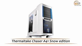 thermaltake Chaser A41 Snow edition - обзор компьютерного корпуса