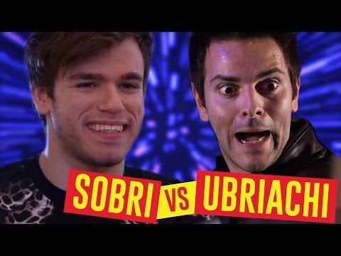 SOBRI VS UBRIACHI - ALCOOL RANGERS - iPantellas