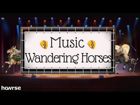 Music Wandering Horses-Howrse Events