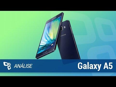 Samsung Galaxy A5 [Análise] - TecMundo