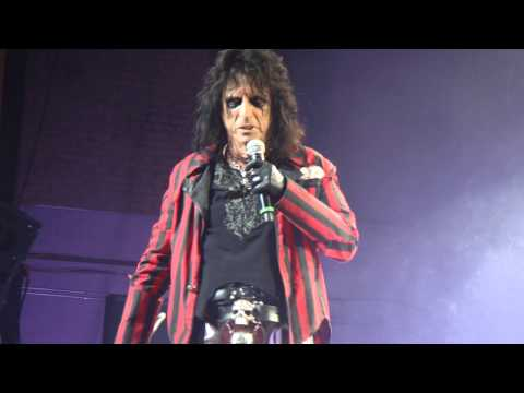 1 Hello Hooray  ALICE COOPER Fort Ft Wayne Indiana In. Embassy Theatre by CLUBDOC