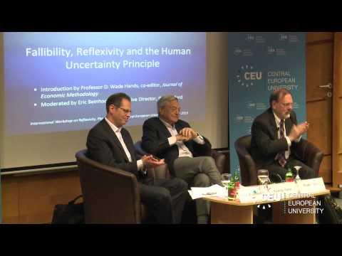 George Soros Stresses New Economic Thinking