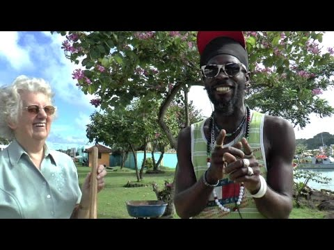 Caribbean Cruise on the P&O Azura 29/11/14 (Filmed by Syd Pearman)
