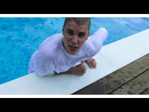 JUSTIN BIEBER HOUSE MICHAEL PHELPS MUSIC VIDEO
