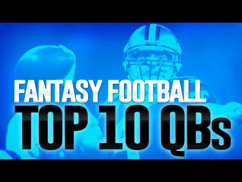 FANTASY FOOTBALL RANKINGS 2014: Ranking the Top 10 Quarterbacks for the Upcoming NFL Season