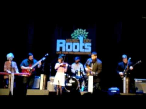 The David Mayfield Parade - Live on Music City Roots