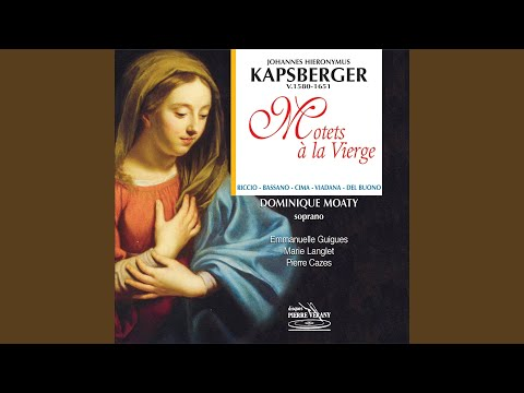 Hodie beata virgo Maria: Mottete, madrigali e canzoni francese, (Venise)