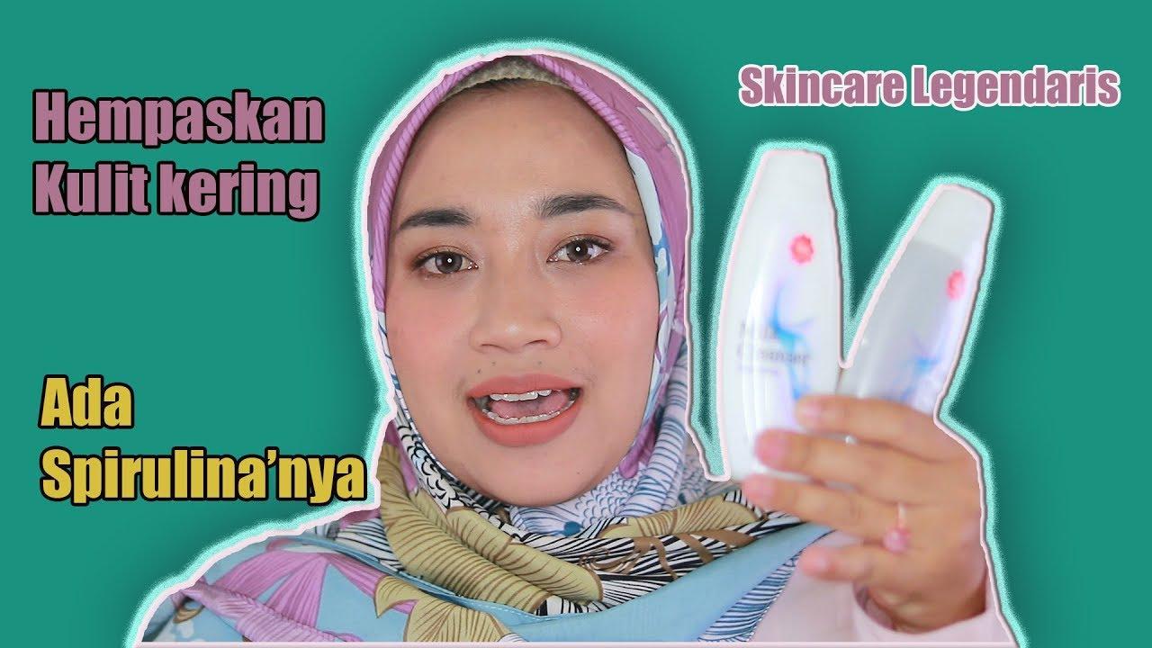 Viva Milk Cleanser dan Face Tonic SPIRULINA   Skincare