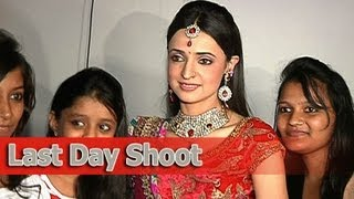 Iss Pyaar Ko Kya Naam Doon : Final Day Shoot