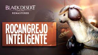 BLACK DESERT EN ESPAÑOL | Soldado NUTRIA - Rocangrejo Inteligente