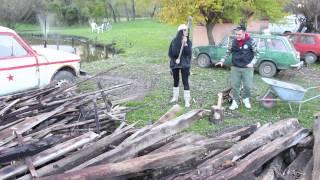 GASTOZ I TIJANA DJURICIC CEPAJU DRVA - Gradski Seljaci 2016 - HIT