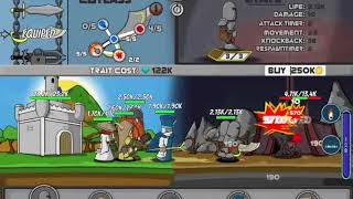 HEROIC BATTLE GAME LEVEL 20-39 WALKTHROUGH