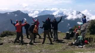 Dancing on top of volcanos