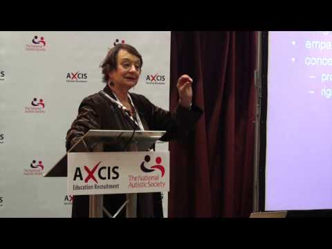 Seeing all young people as individuals - Professor Rita Jordan