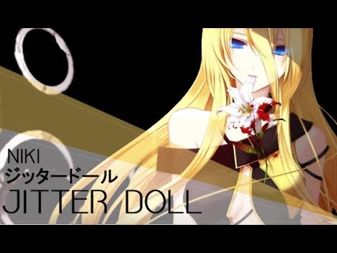 Jitter Doll (English Cover)【Will Stetson】ジッタードール