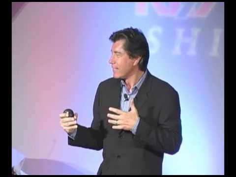 How well do you captivate an audience? Leadership speaker   Ross Shafer