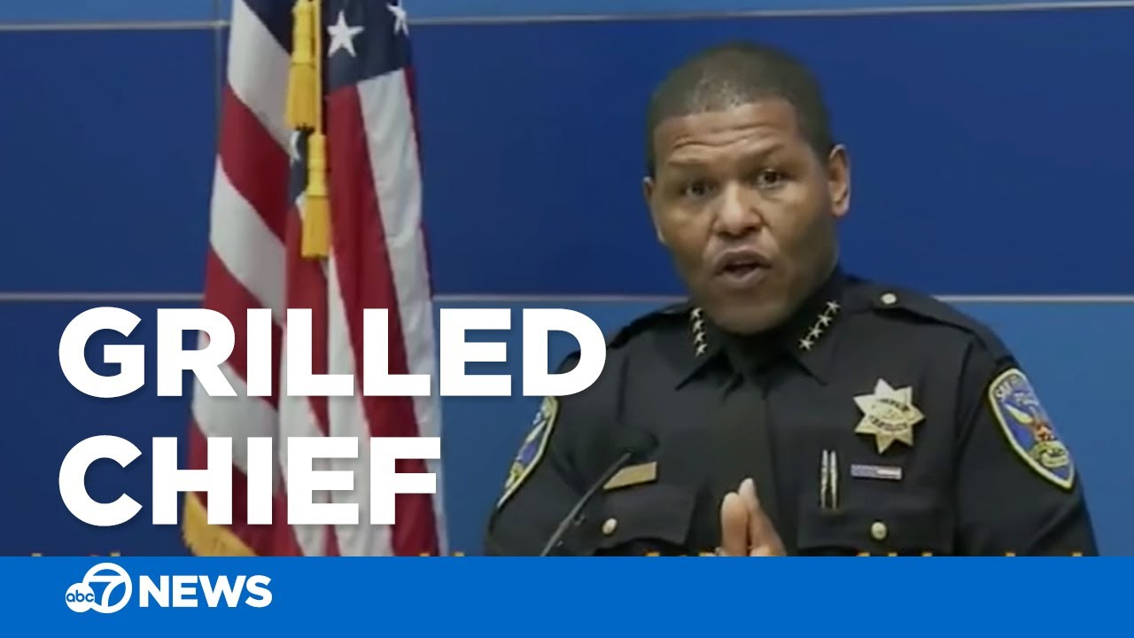 San Francisco police chief grilled about raid on journalist's home