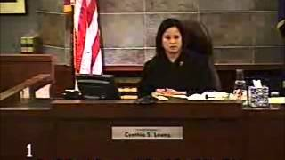Man Charged with Obstruction at DUI Checkpoint Goes before Incompetent Judge. Part 8