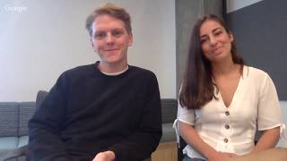 Jonas Strand Gravli and Seda Witt ('22 July') on real-life terror victims they play | GOLD DERBY