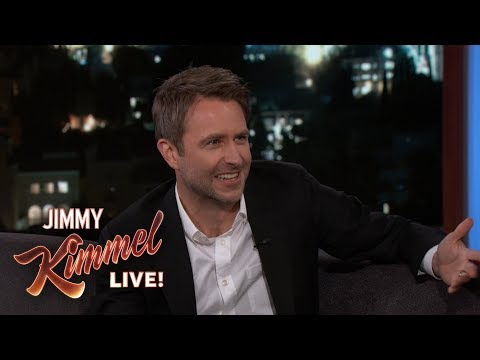 Chris Hardwick on Terrifying  with Harrison Ford