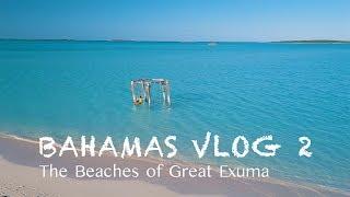 Die schönsten Strände der Bahamas 🏝| BAHAMAS VLOG #2