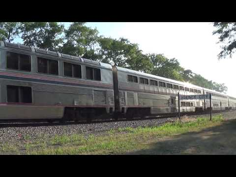 Thumbnail: On Time Amtrak #5 Led by P40
