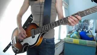 "Video ""Get Back"" (The Beatles) bass cover download MP3, 3GP, MP4, WEBM, AVI, FLV Juni 2018"