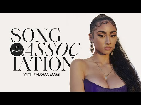 """Paloma Mami Sings Lana Del Rey, Ja Rule, and """"I Love Her"""" in a Game of Song Association"""