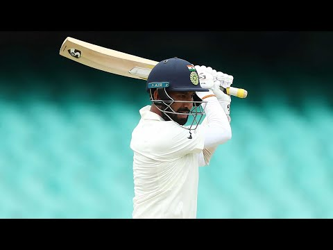 Cheteshwar Pujara tunes up with fifty Mp3