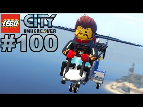 LEGO CITY UNDERCOVER #100 100% und Ende 🐲 Let's Play LEGO City Undercover [Deutsch]