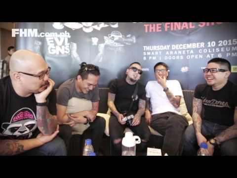 Kamikazee Plays The Laglagan Game Before Their 'Huling Sayaw' Final Show