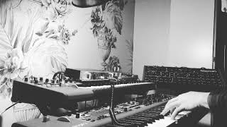 Bon Iver - Beth Rest Piano Intro (Nord Stage 3 + Prophet Rev 2)