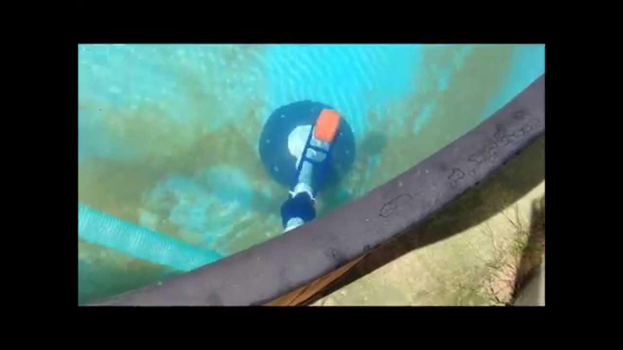 Funcionamiento limpiafondos anaconda piscinas toi youtube Limpiafondos para piscinas