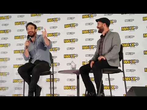 Charlie Cox Discusses Funny  Moment