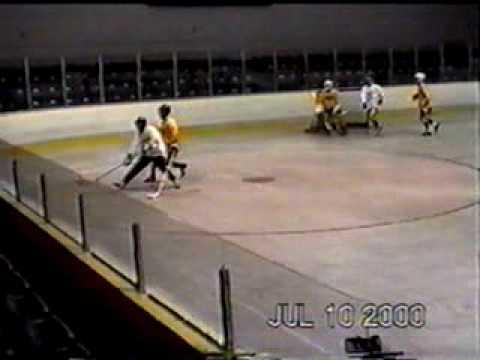 Mavericks Ball hockey Team - 2000 07 10 Corn Huskers