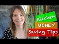 Money Saving Kitchen Tips + Growing Herbs Indoors