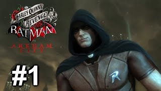 Batman Arkham City GOTY | Harley Quinn Revenge | Walkthrough #1 [ITA HD 60 FPS]