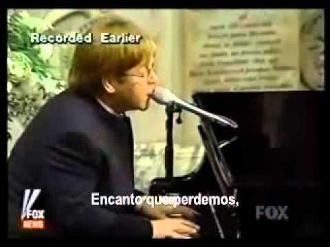 Elton John  Candle in the Wind Legendado