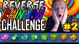 "HOW WE GONNA DO THIS?! w/ TheSmithPlays Reverse Rainbow Challenge! ""Call of Duty Bo2 Zombies"" Ep. 2"