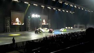 Top Gear Live Moscow - Футбол
