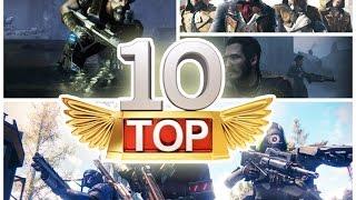 Топ 10 игр 2015 конца 2014 (HD)