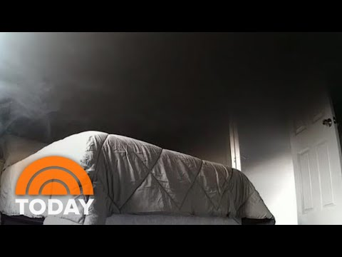 Fire Safety: Can Your Bedroom Door Keep Flames And Smoke Out? | TODAY