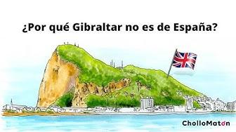 Imagen del video: Explicación de por qué Gibraltar no es español (y sí del Reino Unido)